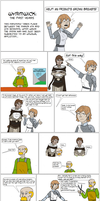 Wyrmwick FanComic No. 1 by EspanolBot