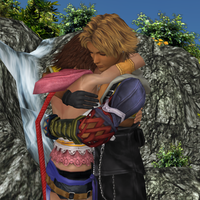 Request Yuna - Tidus by nasiamarie88