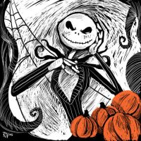 All Hail The Pumpkin King by RIVOLUTION
