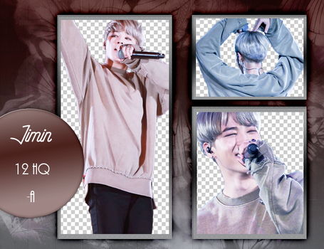 Photopack png 009 | Jimin [BTS] by artyixing