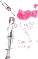 Dr. Lecter by GothicWolf69