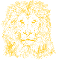 PAINT CHALLENGE_Lion 2 by Ydera