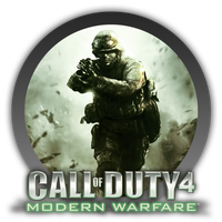 Call of Duty 4 Modern Warfare - Icon by Blagoicons