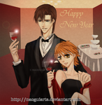 New Year by naoguiarts