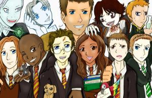 Scrubs-Harry Potter by Graffiti2DMyHeart