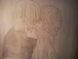 1My Mello and Near Yaoi by claudiavenged
