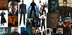 Albert Wesker by pisceslilly198524
