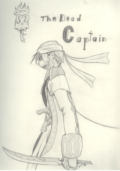 The Dead Captain by iyro