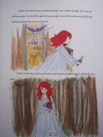 Melaenis' Staircase: Page XI by decomposerdoll