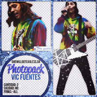 Photopack PNG #8 [Vic Fuentes] by SheWillBeFearless