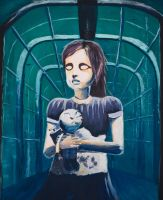 Bioshock's Little Sister by wehave1problem