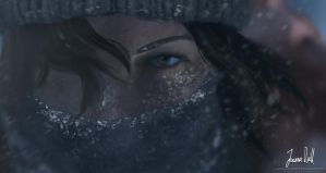 Rise of the Tomb Raider Study #3 by Mojo-Smileyface
