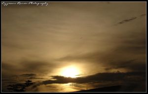 Sunset in Yauco by Genteel