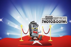The Big Party People PhotoBooth Graphic by shadowofafaith