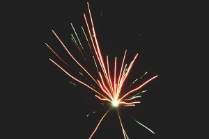 Firework in New Year's Eve 2013 by agaaachr