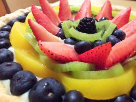 Fruit Tart by zamor438