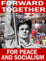 Peace and Socialism by Party9999999