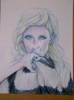 Ellie Goulding by Maxybloodline