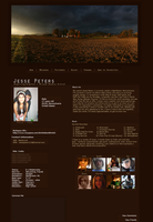 New Myspace Layout by Stoneface-GFX