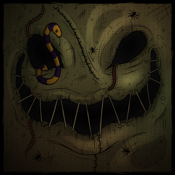 Oogie Boogie Man by JKendall