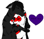 Thank You -colored- by unknown-wolf-lover