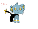 Colored Shinx by Kobodestro