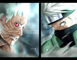 Naruto chapter 686 -  COLLAB by Kortrex