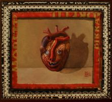 Idiot Heart by MyklWells