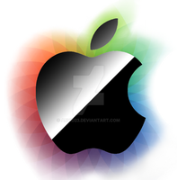 Apple icon version 2 by Arvid23