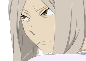 Soul Eater - Mifune by adoroloble