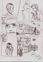GLEE - klaine : neglected 24 by Kiwa007