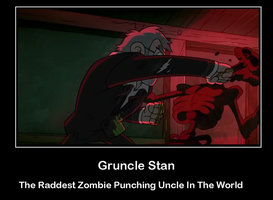 Gruncle Stan by Andarion