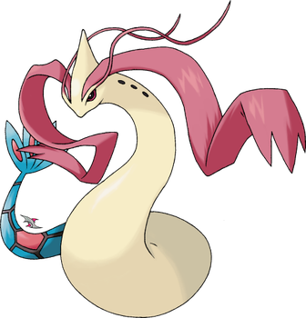 Milotic v.2 by Xous54