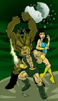 thundarr the barbarian by chachaman