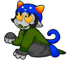 Nepeta Collab!! by hellasexual