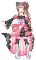 Daine's New Outfit by Daine-Hime