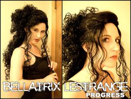 Bellatrix Wig. by cupcake-rufflebutt