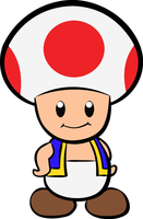Toad by NMation
