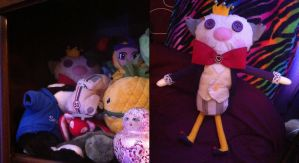 King Candy Doll by missstorywriter10289