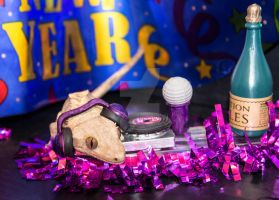 Fabio - New Years Party DJ - 3305 by creative1978