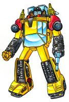 Sunstreaker by danbrenus