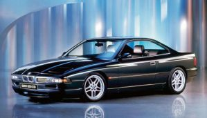 BMW 850 CSi by TheCarloos