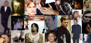 Norman Reedus Daryl Dixon by pisceslilly198524