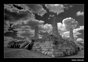 Monument by Peter-Bobo