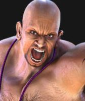 Wrath of the Gods: Craig Marduk by Stylistic86