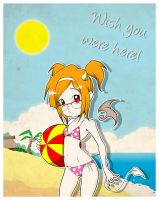 Wish you were here... by Carlos-the-G