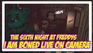 The Sixth Night At Freddys (Thumbnail) by Vendus