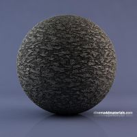 Lead Material for Cinema 4D by cinema4dmaterials