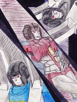 Three's a Crowd by Agent-LaDue