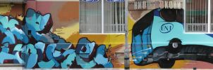 Trip house wall by RustoNe